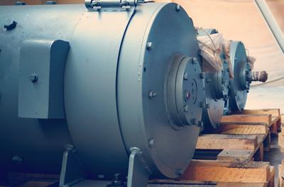 Silniki elektryczne prądu stałego używane sprzedaż