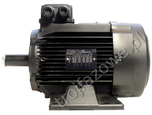 Silnik elektryczny 4 kW 1400 obr/min łapowy B3