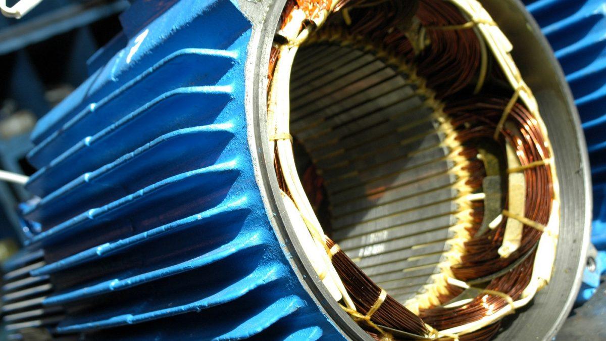 silniki elektryczne trójfazowe serwis