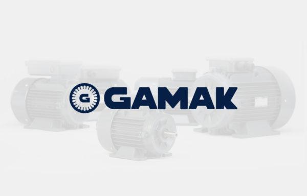 Silniki elektryczne trójfazowe GAMAK