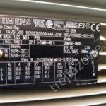 Silnik elektryczny z hamulcem 5,5 kW 1400 obr/min SIEMENS
