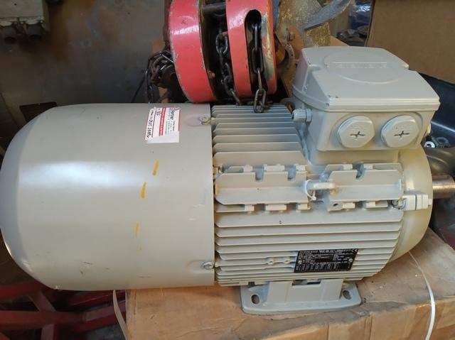 Silnik elektryczny z hamulcem 5,5 kW 1400 obr/min