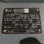 Silnik elektryczny 90 kW 900 obr/min. VEM K11R