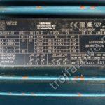 Silnik elektryczny WEG 250S/M02