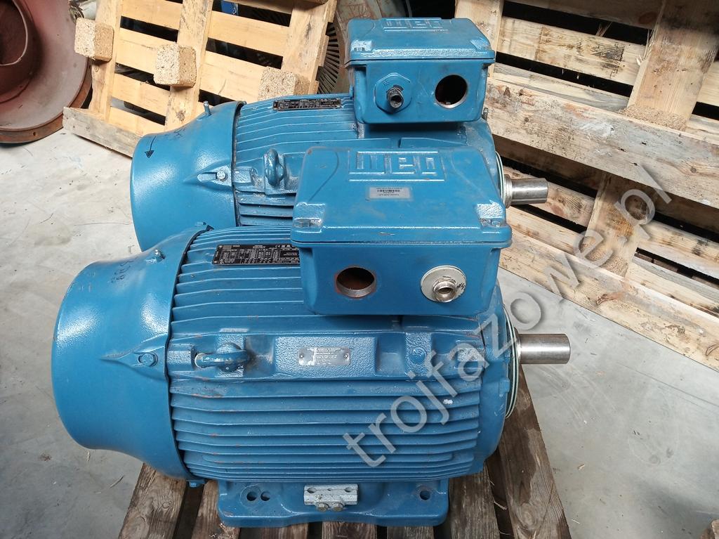 Silnik elektryczny 55 kW 2960 obr/min WEG